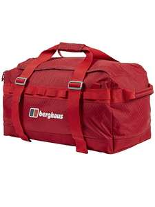 Berghaus Unisex 100l Expedition Holdall Red Dahlia/Haute Red £35.99 @ Amazon