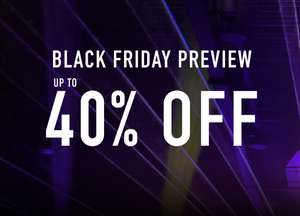 Black Friday up to 40% off at Scotts