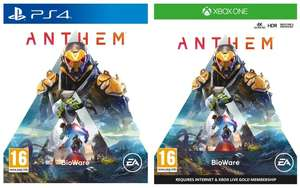 Anthem (PS4 / Xbox One) - £4.97 @ Currys PC World