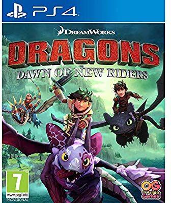 Dragons Dawn of New Riders (PS4/Xbox One) £16.99 (Prime) £19.98 (non prime)