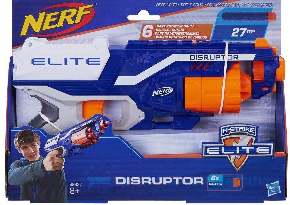 Nerf N-Strike Elite Disruptor £5.99 (Prime) / £10.48 (non Prime) at Amazon