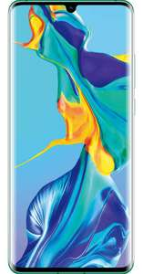 100GB Data - Huawei P30 Pro Smartphone - £33pm/£29 Upfront On Three - Total Cost £821 (Possible £65 Topcashback) @ Three Via Uswitch