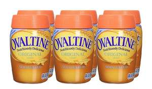 Ovaltine Original Light 300 g (6 pack) for £11.89 (Prime) / £16.38 (non Prime) Amazon