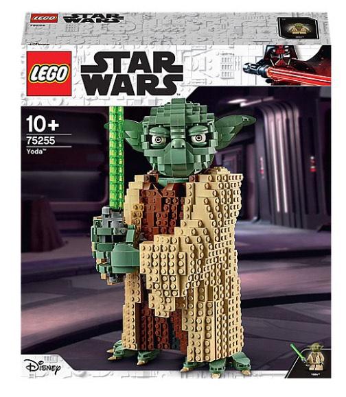 LEGO Star Wars Yoda Figure Attack of the Clones Set - 75255