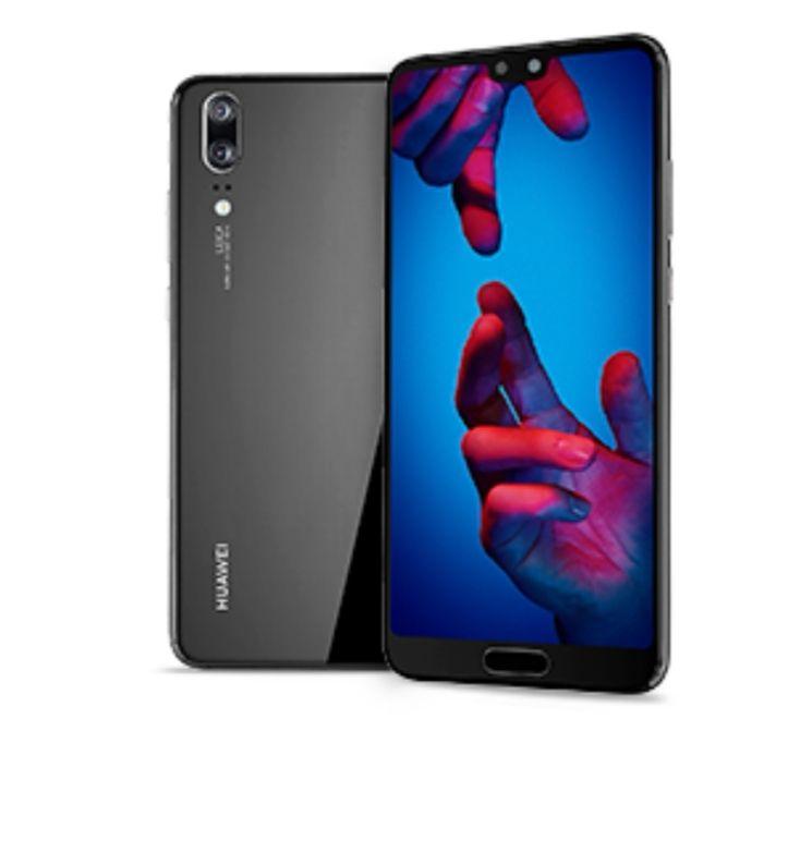Huawei P20 refurbished Like New 128GB Smartphone £199 @ GIFFGAFF (+ £10 For New Customers)