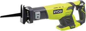 Ryobi RRS1801M ONE+ Reciprocating Saw, 18 V (Body Only) at Amazon for £43.95