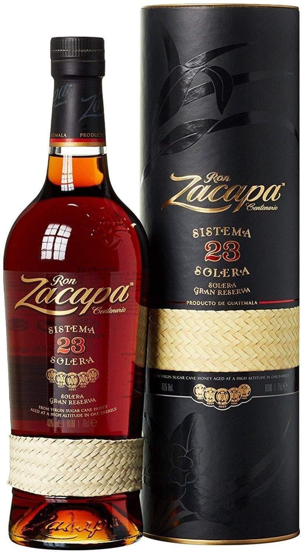 Zacapa 23 Ron Centenario Sistema Solera Rum 70cl £39.49 @ amazon