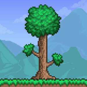 Terraria on sale on the Play store for £2.29