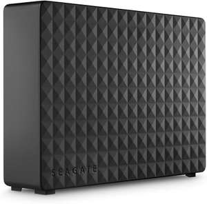 Seagate Expansion Desktop 6TB External Hard Drive (USB 3.0, PC, Xbox, PS4) £83.38 (£80.26 with Fee Free Card) @ Amazon Germany