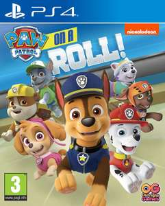 Paw Patrol on a roll (PS4 / Xbox One) £16.99 (Prime) / £19.98 (non Prime) at Amazon