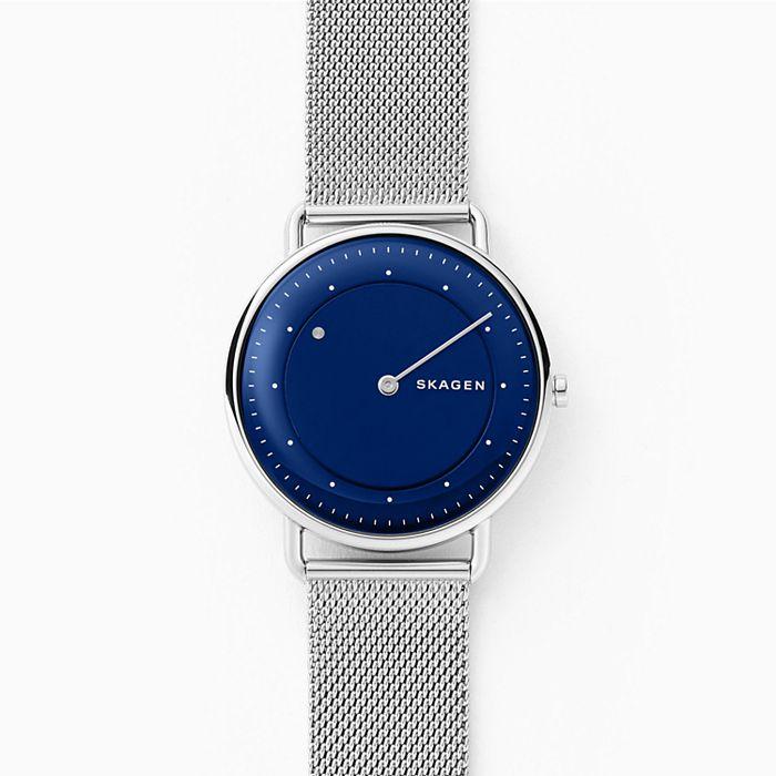 Skagen Men's Horizont Special-Edition Steel-Mesh Watch £45.00