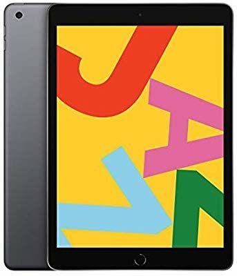 "New Apple iPad (10.2 "", Wi-Fi, 32GB) - Sideral Gray £265.41 @ Amazon it"