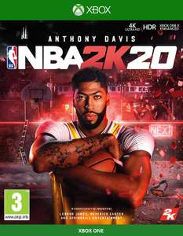 NBA 2K20 with Amazon Exclusive DLC - £29.99