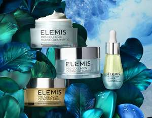 30% off Elemis full size & selected gifts