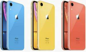 Apple iPhone XR (64GB) - (Coral Yellow Blue) £509.23 Amazon Italy
