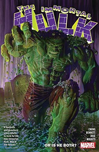 Amazon Kindle (+ Comixology) - Immortal Hulk Vol 1: Or Is He Both? - 69p
