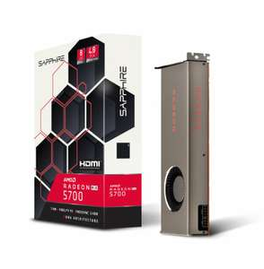 Sapphire Radeon RX 5700 8GB GDDR6 Graphics Card With free game pass and a choice of game! - £293.47 DDelivered @ Ebuyer