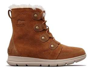 Sorel Women's Explorer Joan' Boots (Womens sizes 4 - 8) £44.99 @ Amazon