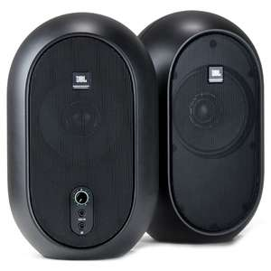 60W JBL 104 Reference Monitors - £73.48 delivered @ Gear4music