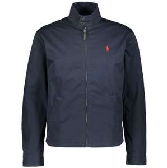 Polo Ralph Lauren Navy Twill Logo Jacket - £79.99 @ TK Maxx
