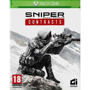 Sniper Ghost Warrior Contracts £29.85 @ shopto