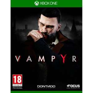 Vampyr xbox one £9.95 @ TheGameCollection