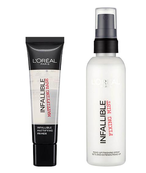 L'Oréal primer and setting spray gift set £10.14 @ Look fantastic