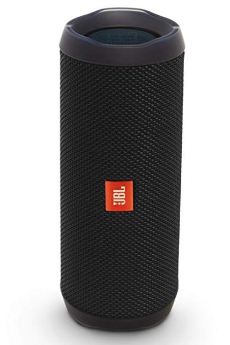 JBL Flip 4 Portable Bluetooth Wireless Speaker - Black £59 @ Amazon
