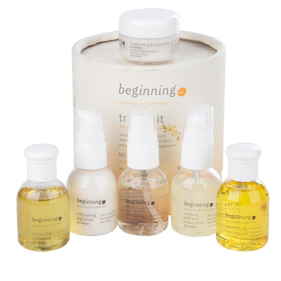 Maclaren Beginning Organic Essential Oils Gift Set for Mother - Orange / £7.98 Delivered @ Brooklynn Trading