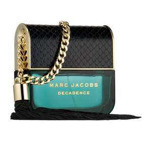 Marc Jacobs Decadence Eau de Parfum Spray 100ml £53.95 with code at Fragrance Direct