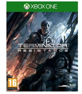 Terminator Resistance Xbox One/Ps4 Game Collection £32.95