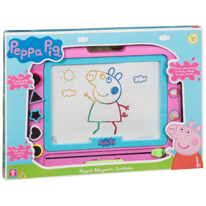 Peppa Pig Magnetic Scribbler £12.99 or 2 for £20 @ B&M Leeds Rothwell