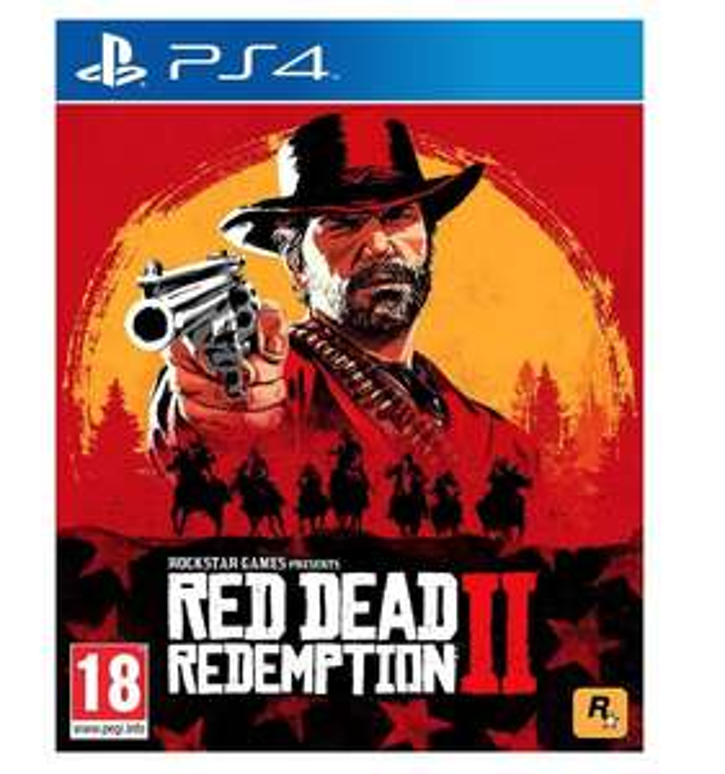 Red Dead Redemption 2 PS4 £20 @ Morrisons Heaton