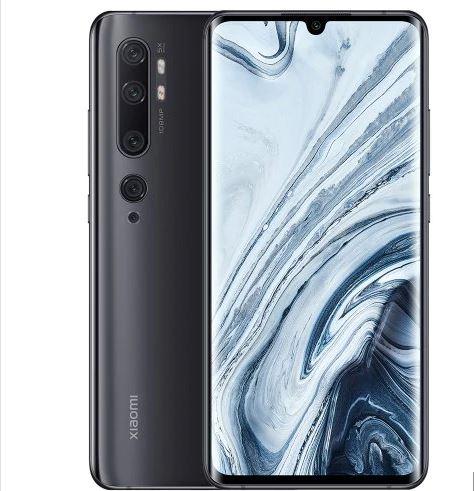 Xiaomi Mi Note 10 (CC9 Pro) 108MP Penta Camera Phone Global Version £376.80 @ Gearbest