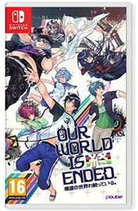 Our World Is Ended [Day One Edition] (Nintendo Switch) for £9.85 Delivered @ Base