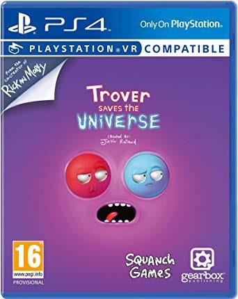Ps4 Trevor saves the universe - £18.85 @ BASE
