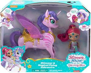Shimmer and Shine's magical flying Zahracorns - £15.99 @ Home Bargains