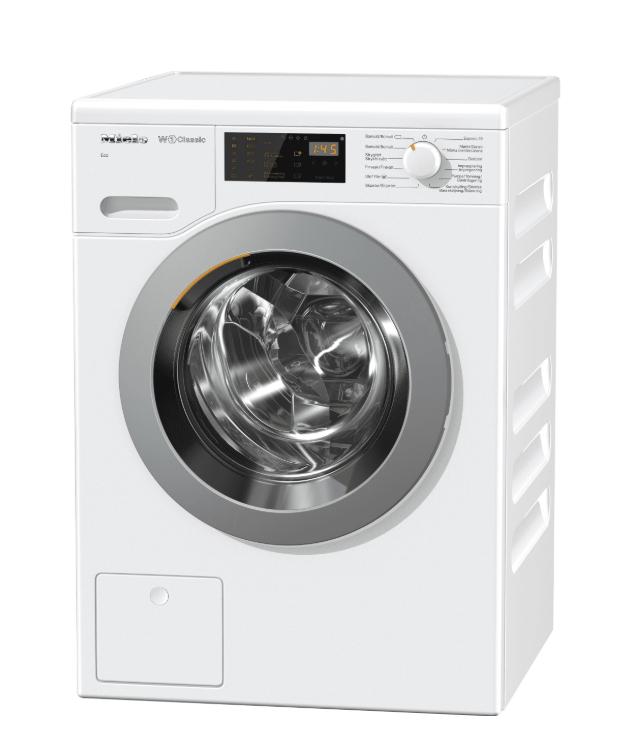 Miele WDB020 7kg 1400rpm Eco Washing Machine £499 @ Hughes