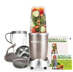 NutriBullet Pro 900 Series - 9 Piece Set £58.69 incl delivery @ JD williams