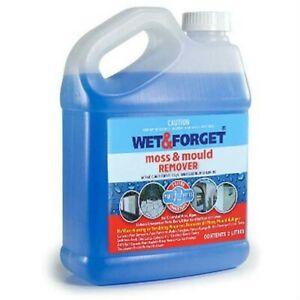 Wet & Forget - Moss Mould Lichen & Algae Remover (2 Litre) - £15.99 Prime / £20.48 Non Prime at Amazon