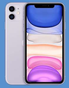 64GB iPhone 11, 24 months, vodafone, 60GB data... £99 upfront, £33 per month £891 total @ Carphone warehouse