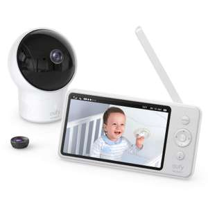 eufy Security Video Baby Monitor £99.99 Delivered Sold by AnkerDirect and Fulfilled by Amazon