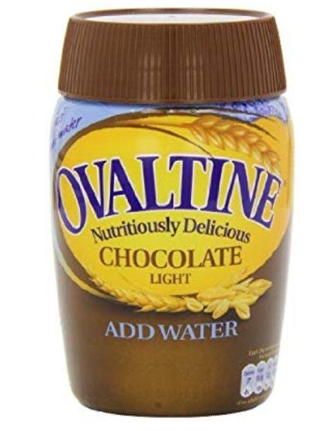 Ovaltine Chocolate light, 300g (6 pack) - £11.89 (Prime) £16.38 (Non Prime) @ Amazon