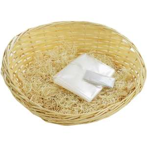 Oval Hamper Kit - £7 each or 3 for £12 and FREE delivery using code @ The works
