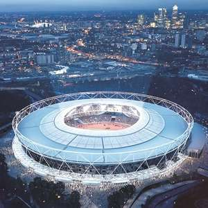 £10 off no min spend Buyagift e.g London stadium tour for one adult and one child £3.50 + more (see post) @ Buyagift