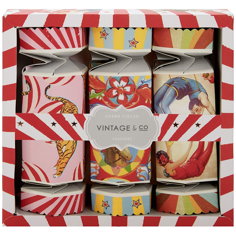 Vintage Grand Circus Christmas Cracker Hand Cream, 220 g £7 at Amazon Prime / £11.49 Non Prime