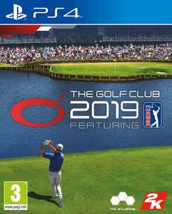 The Golf Club 2019 (PS4) for £10.85 delivered @ ShopTo