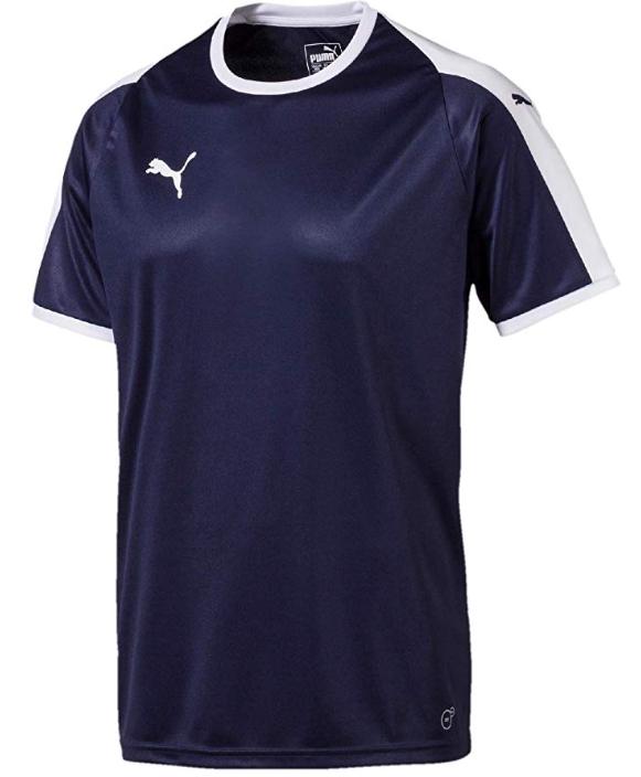 Puma Men's Liga Jersey T-Shirt £6 at Amazon Prime / £10.49 Non Prime