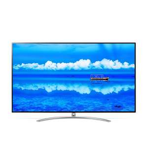 """LG 55SM9800 55"""" NanoCell Cinema HDR 4K Ultra HD LED TV 5 Years Guarantee £1,149 Delivered / 65"""" Model for £1599 Using Codes @ Hughes"""