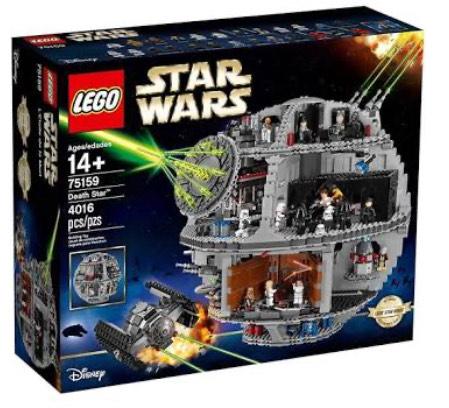 LEGO 75159 Star Wars Death Star £299.99 @ Smyths